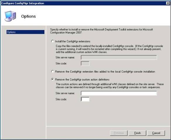 Upgrading MDT 2008 to 2010 for SCCM   Bibble-IT com