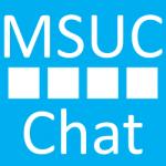 MSUC.Chat Logo
