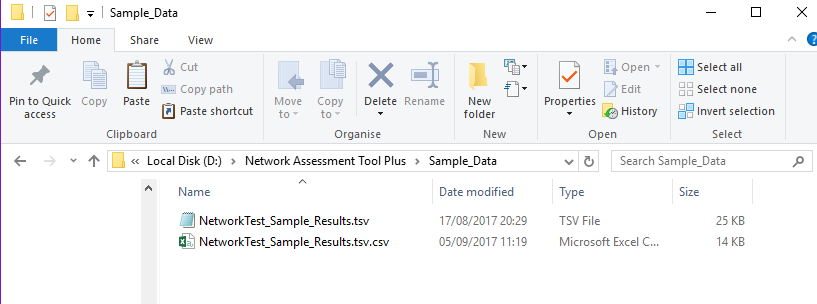how to open a tsv file in excel